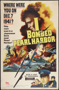 "Movie Posters:War, I Bombed Pearl Harbor (Parade, 1960). Poster (40"" X 60""). War.. ..."