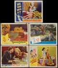 "Movie Posters:Comedy, Bowery Boys & Others Lot (Allied Artists, 1954). Lobby Cards(9) (11"" X 14""). Comedy.. ... (Total: 9 Items)"