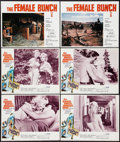 "Movie Posters:Sexploitation, The Fountain of Love and Other Lot (Crown International, 1968).Lobby Cards (6) (11"" X 14""). Sexploitation.. ... (Total: 6 Items)"
