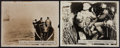 """Movie Posters:Documentary, When Germany Surrendered (A.L. Rule, R-1939). Lobby Cards (2) (11"""" X 14""""). Originally released as The Death Parade in 19... (Total: 2 Items)"""