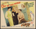 """Movie Posters:Musical, Out of This World (Paramount, 1945). Lobby Card (11"""" X 14""""). Musical.. ..."""