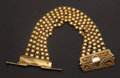 Estate Jewelry:Bracelets, Spectacular Antique 18k Gold Bracelet. ...