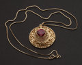 Estate Jewelry:Pendants and Lockets, Estate Gold Pendant. ...