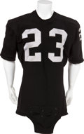 Football Collectibles:Uniforms, 1969-71 Charlie Smith Game Worn Oakland Raiders Jersey....
