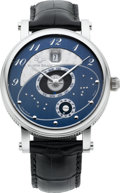Timepieces:Wristwatch, Martin Braun Heliozentric Automatic With World Positioning Display,Date & Zodiac Indicator. ...