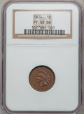 Proof Indian Cents: , 1874 1C PR65 Brown NGC. NGC Census: (10/4). PCGS Population (2/0).Mintage: 700. Numismedia Wsl. Price for problem free NG...