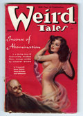 Pulps:Horror, Weird Tales - March 1938 (Popular Fiction, 1938) Condition:VG/FN....