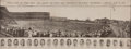 Baseball Collectibles:Others, 1909 Opening of Forbes Field Panoramic Supplement....