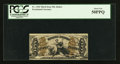 Fractional Currency:Third Issue, Fr. 1356 50¢ Third Issue Justice PCGS About New 50PPQ.. ...