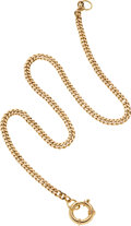 Estate Jewelry:Other , Gold Watch Chain. ...