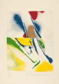 Prints:Contemporary, JOHN CHAMBERLAIN (American, b. 1927). Flashback (8 works),1979. Serigraphs. Each: 28-1/4 x 20 inches (71.8 x 50.8 cm). ...(Total: 8 Items)
