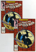 Modern Age (1980-Present):Superhero, The Amazing Spider-Man #300 Group (Marvel, 1988) Condition: AverageNM-.... (Total: 2 Comic Books)