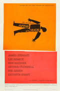 """Movie Posters:Drama, Anatomy of a Murder (Columbia, 1959). One Sheet (27"""" X 41"""").. ..."""