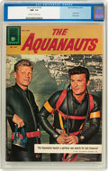 Silver Age (1956-1969):Adventure, Four Color #1197 The Aquanauts (Dell, 1961) CGC NM- 9.2 Off-white to white pages....