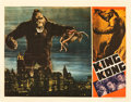 "Movie Posters:Horror, King Kong (RKO, R-1938). Lobby Card (11"" X 14"").. ..."