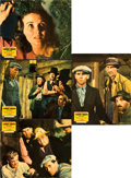 "Movie Posters:Drama, The Grapes of Wrath (20th Century Fox, 1940). Jumbo Lobby Cards (4)(14"" X 17"").. ... (Total: 4 Items)"