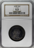 Patterns: , 1870 50C Standard Silver Half Dollar, Judd-952, Pollock-1095, Low R.7, PR60 NGC. Standard Silver Design B: Liberty wears a ...