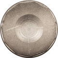 1979 $1 Experimental Dollar, Pollock-2090, Genuine ANACS. This is a blank disc with an 11-sided border and the centers r...