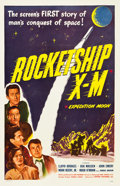 """Movie Posters:Science Fiction, Rocketship X-M (Lippert, 1950). One Sheet (27"""" X 41"""").. ..."""