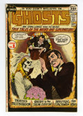 Bronze Age (1970-1979):Horror, Ghosts #1 Savannah pedigree (DC, 1971) Condition: VF+....