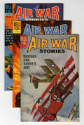 Silver Age (1956-1969):Miscellaneous, War Related Titles - File Copy Group Group (Dell/Eastern Color,1952-68) Condition: Average VF.... (Total: 32 Comic Books)