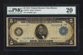 Large Size:Federal Reserve Notes, Fr. 846* $5 1914 Federal Reserve Note PMG Very Fine 20.. ...
