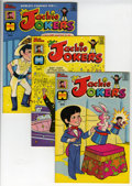 Bronze Age (1970-1979):Cartoon Character, Richie Rich and Jackie Jokers #1-48 Plus File Copy Short Box Group(Harvey, 1973-82) Condition: Average NM-....