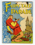 Golden Age (1938-1955):Funny Animal, Fairy Tale Parade #1 (Dell, 1942) Condition: GD-....
