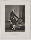 Antiques:Posters & Prints, Lot of 10 National Gallery Portraits of Eminent Americans. From theNational Portrait Gallery of Eminent Americans: Includ...