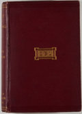 Books:Literature Pre-1900, [Edward Bulwer]-Lytton. Night and Morning. London: GeorgeRoutledge & Sons, [1873].. New Knebworth edition. Insc...