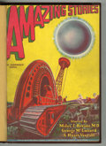 Pulps:Science Fiction, Amazing Stories Bound Volumes (Ziff-Davis, 1929-43).... (Total: 6 )