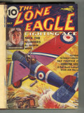 Pulps:Anthology, The Lone Eagle Bound Volumes (Better Publications, 1936-38)....(Total: 3 )
