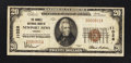 National Bank Notes:Virginia, Newport News, VA - $20 1929 Ty. 1 The Schmelz NB Ch. # 11028. ...