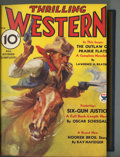 Pulps:Western, Thrilling Western Bound Volumes (Better Publications, 1934-39).... (Total: 3 )