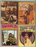 Golden Age (1938-1955):Romance, True Life All Picture Library Bound Volumes (Amalgamated PressLtd., 1960s)....