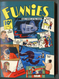 Golden Age (1938-1955):Miscellaneous, The Funnies #30-65 Bound Volumes (Dell, 1939-42).... (Total: 3 Items)