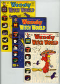 Silver Age (1956-1969):Cartoon Character, Wendy Witch World File Copy Short Box Group (Harvey, 1962-73) Condition: Average VF/NM....