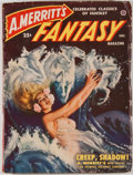 Books:Pulps, A. Merritt's Fantasy. December, 1949 Issue. New York:Recreational Reading, 1949. Publisher's wrappers with moderate...