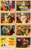"Movie Posters:Comedy, Nothing but Trouble (MGM, 1944). Lobby Card Set of 8 (11"" X 14"")..... (Total: 8 Items)"