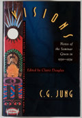 Books:Social Sciences, C. G. Jung. Four Books by and About Carl Jung, including: ThePsychology of Kundalini Yoga: Notes of the Seminar Given i...(Total: 4 Items)