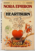 Books:Signed Editions, Nora Ephron. SIGNED. Heartburn. New York: Knopf, 1983. First edition, first printing. Signed by Ephron on fr...