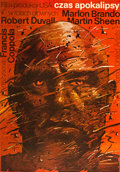 "Movie Posters:War, Apocalypse Now (United Artists, 1981). Polish B1 Vertical (26.5"" X38"").. ..."