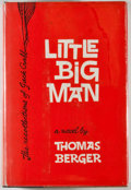 Books:First Editions, Thomas Berger. Little Big Man. New York: Dial, 1964. Firstedition, first printing. Octavo. 440 pages. Publisher's b...