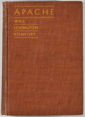 Books:Signed Editions, Will Levington Comfort. INSCRIBED. Apache. New York: Dutton, [1931]. First edition, first printing. Inscribed ...