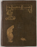Books:Color-Plate Books, Arthur Rackham [illustrator]. Thomas Ingoldsby. The IngoldsbyLegends. London: Dent, 1907. First edition. Quarto. 54...