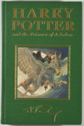 Books:Children's Books, J. K. Rowling. Harry Potter and Prisoner of Azkaban.[London]: Bloomsbury, [1999]. First U.K. deluxe edition. Oc...