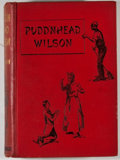 Books:Literature Pre-1900, Mark Twain. Pudd'nhead Wilson. London: Chatto & Windus,1894. First British edition. Octavo. ix, 246 pages, 32 pages...
