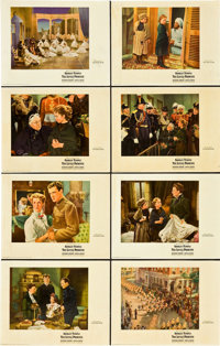 """The Little Princess (20th Century Fox, 1939). Deluxe Lobby Card Set of 8 (11"""" X 14""""). ... (Total: 8 Items)"""