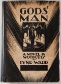 Books:Literature 1900-up, Lynd Ward. God's Man. New York: Jonathan Cape and HarrisonSmith, [1929]. First edition, first printing. Octavo. Pub...