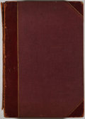 Books:Periodicals, Frank Leslie's Illustrated Newspaper. Bound Volume of Issues from1860-1861, not bound in chronological order. Contemporary ...